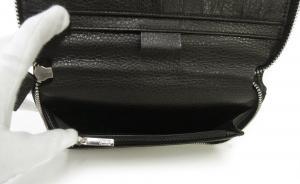 No.6 財布 メンズ コレツォーニ 長財布 メンズ トラベルオーガナイザー *大きめサイズ