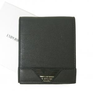 エンポリオアルマーニ 財布 メンズ 二つ折 (ドジャーブルー)