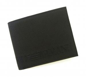 No.8 財布 メンズ エンポリオアルマーニ 二つ折(ブラック)