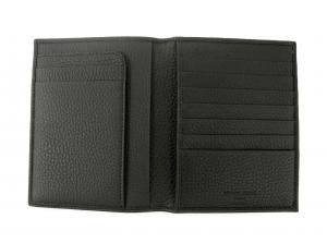 No.4 パスポートケース ジョルジオアルマーニ (ブラック)