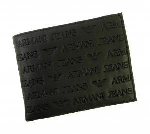 No.6 財布 メンズ ジーンズ 二つ折(ブラック)