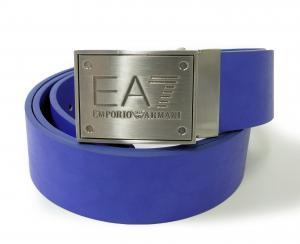 アルマーニ ベルト EA7 エンポリオアルマーニ 長さ調整可能 (ブルー) MainPhoto