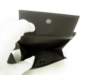 No.8 財布 メンズ ジーンズ 三つ開き メッシュ ポケット 付き バイカラー