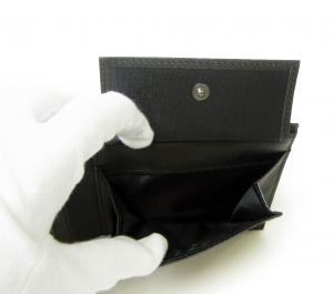 No.7 ジーンズ 財布 メンズ 二つ折り バイカラー レザー