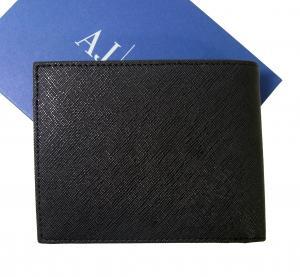 No.2 ジーンズ 財布 メンズ 二つ折り (ブラック)