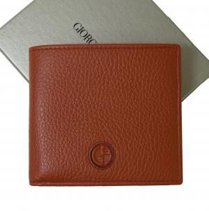 ジョルジオアルマーニ 財布  二つ折 (ブリック)
