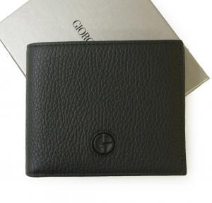 ジョルジオアルマーニ 財布 札入れ カードケース  *小銭入れなし