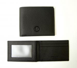 No.4 財布 札入れ カードケース ジョルジオアルマーニ *小銭入れなし