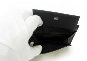 No.7 ジーンズ 財布 メンズ 三つ開き メッシュ ポケット 付き