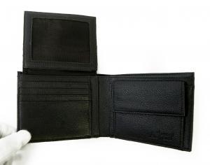 No.5 財布 メンズ ジーンズ 三つ開き メッシュ ポケット 付き