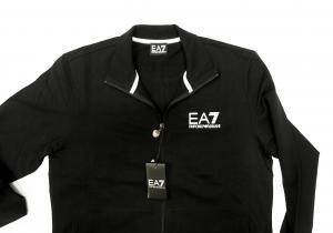 No.2 ジャージ セット トラックスーツ ブラック エンポリオアルマーニ EA7 Mサイズ