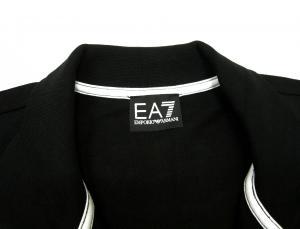No.4 ジャージ セット トラックスーツ ブラック エンポリオアルマーニ EA7 Mサイズ