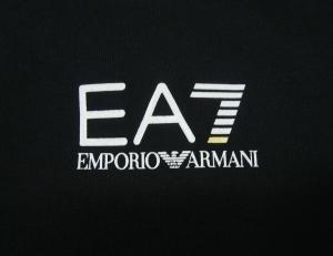 No.6 ジャージ セット トラックスーツ ブラック エンポリオアルマーニ EA7 Mサイズ