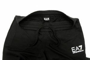 No.9 ジャージ セット トラックスーツ ブラック エンポリオアルマーニ EA7 Mサイズ