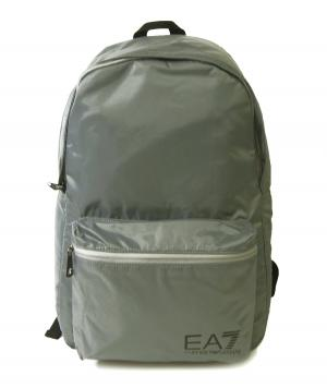 エンポリオアルマーニ リュックサック バックパック シルバー 軽量  EA7