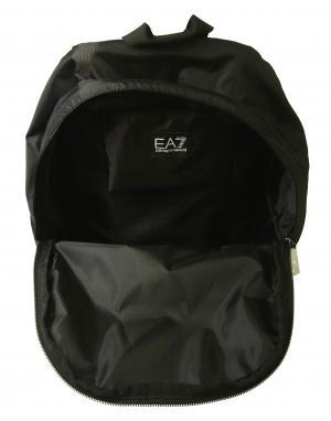 No.8 リュック  バックパック ブラック 軽量 エンポリオアルマーニ EA7