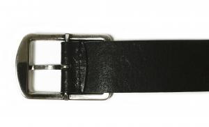 No.4 ベルト イーグルロゴ (ブラック)95cm 長さ調整不可 エンポリオアルマーニ