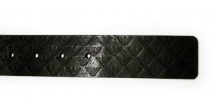 No.6 ベルト イーグルロゴ (ブラック)95cm 長さ調整不可 エンポリオアルマーニ
