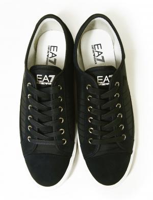 No.3 スニーカー メンズ トレーニングシューズ  10(日本サイズ約28cm)(ブラック) EA7