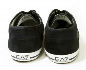 No.6 スニーカー メンズ トレーニングシューズ  10(日本サイズ約28cm)(ブラック) EA7