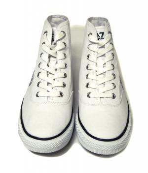 No.2 スニーカー シューズ 靴 ハイカット 7.5(日本サイズ約25.5cm) (ホワイト) EA7 メンズ