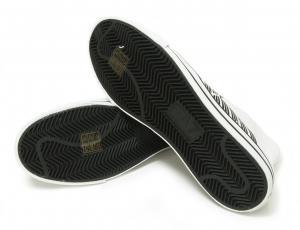 No.6 スニーカー シューズ 靴 ハイカット 7.5(日本サイズ約25.5cm) (ホワイト) EA7 メンズ