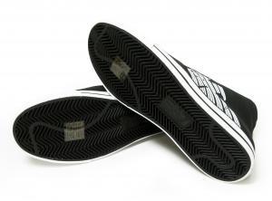 No.6 スニーカー シューズ 靴 ハイカット (ブラック) EA7 メンズ 8(日本サイズ約26cm)