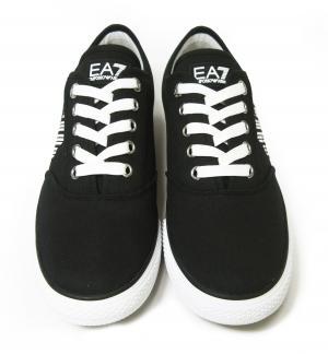No.2 スニーカー メンズ シューズ 靴 8サイズ(日本サイズ約26cm)(ブラック) エンポリオアルマーニ EA7