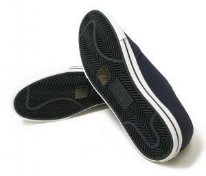 No.7 スニーカー メンズ シューズ 靴 7.5(日本サイズ約25.5cm) (ネイビーブルー) EA7