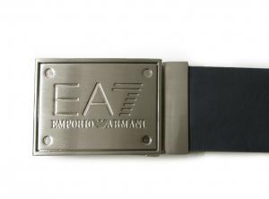 No.3 ベルト (ネイビーブルー) 長さ調整可能 EA7 エンポリオアルマーニ