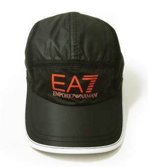 No.2 キャップ 帽子 ブラック ゴルフ ベースボール スポーツ メンズ EA7