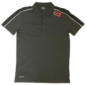 エンポリオアルマーニ ポロシャツ ダークグレー メンズ ゴルフ  EA7