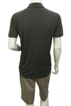 No.6 ポロシャツ ダークグレー メンズ ゴルフ エンポリオアルマーニ EA7