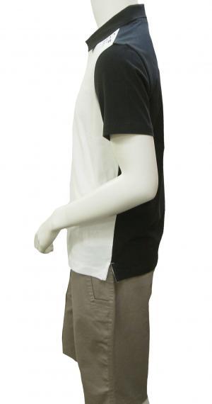 No.4 ポロシャツ ホワイト メンズ ゴルフ エンポリオアルマーニ EA7