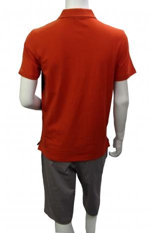 No.5 ポロシャツ 黒に近いブルー メンズ ゴルフ エンポリオアルマーニ EA7