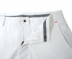 No.5 ハーフパンツ ホワイト バミューダ ゴルフ用 エンポリオアルマーニ EA7