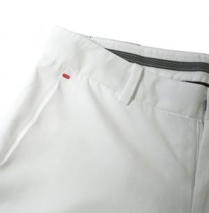 No.6 ハーフパンツ ホワイト バミューダ ゴルフ用 エンポリオアルマーニ EA7