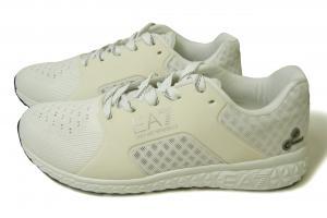 No.3 スニーカー メンズ シューズ 靴 ホワイト エンポリオアルマーニ EA7