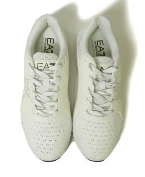 No.5 スニーカー メンズ シューズ 靴 ホワイト エンポリオアルマーニ EA7