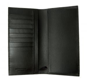 No.3 長財布 二つ折り(ブラック) エンポリオアルマーニ