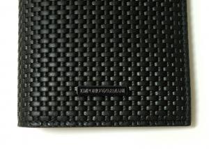 No.6 長財布 二つ折り(ブラック) エンポリオアルマーニ