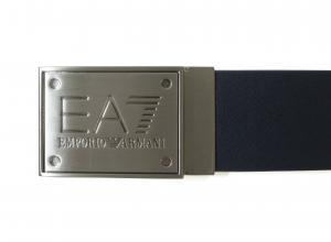 No.3 ベルト 長さ調整可能 EA7 (ダークブルー) エンポリオアルマーニ