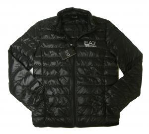 No.2 ダウンジャケット ライトダウン  エンポリオアルマーニ EA7 (ブラック)