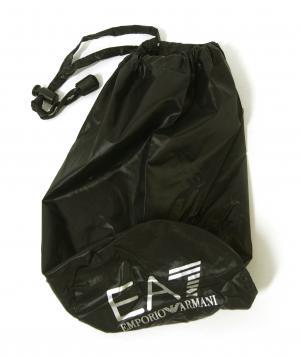 No.6 ダウンジャケット ライトダウン  エンポリオアルマーニ EA7 (ブラック)