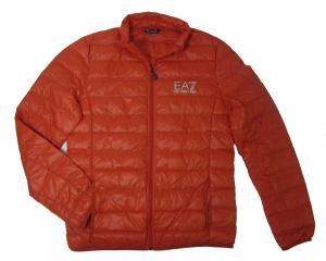 エンポリオアルマーニ ダウンジャケット ライトダウン XLサイズ  EA7 (レッド)