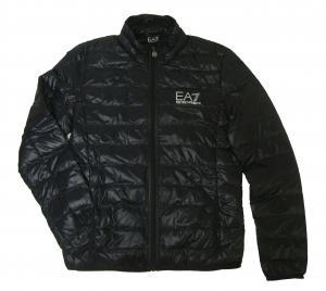 エンポリオアルマーニ ダウン ジャケット ライトダウン Mサイズ  EA7 (ナイトブルー)