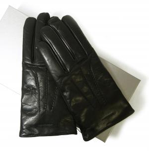 アルマーニ 手袋 グローブ ジョルジオアルマーニ レザー Sサイズ 羊革 ラムスキン ナッパ MainPhoto