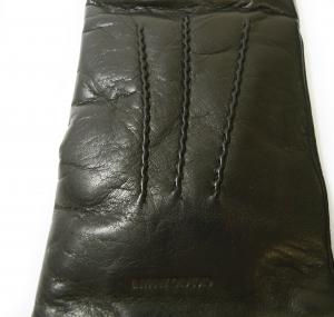 No.7 手袋 グローブ ジョルジオアルマーニ レザー Sサイズ 羊革 ラムスキン ナッパ