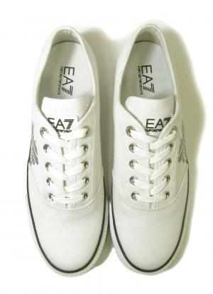 No.4 スニーカー メンズ シューズ 靴 8(日本サイズ約26cm) エンポリオアルマーニ EA7