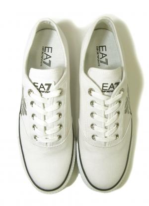 No.4 スニーカー メンズ シューズ 靴 エンポリオアルマーニ EA7